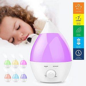 Humidificateur d air enfant -> choisir les meilleurs modèles TOP 1 image 0 produit