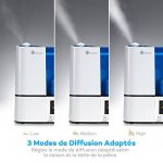 Humidificateur d eau - acheter les meilleurs modèles TOP 7 image 2 produit
