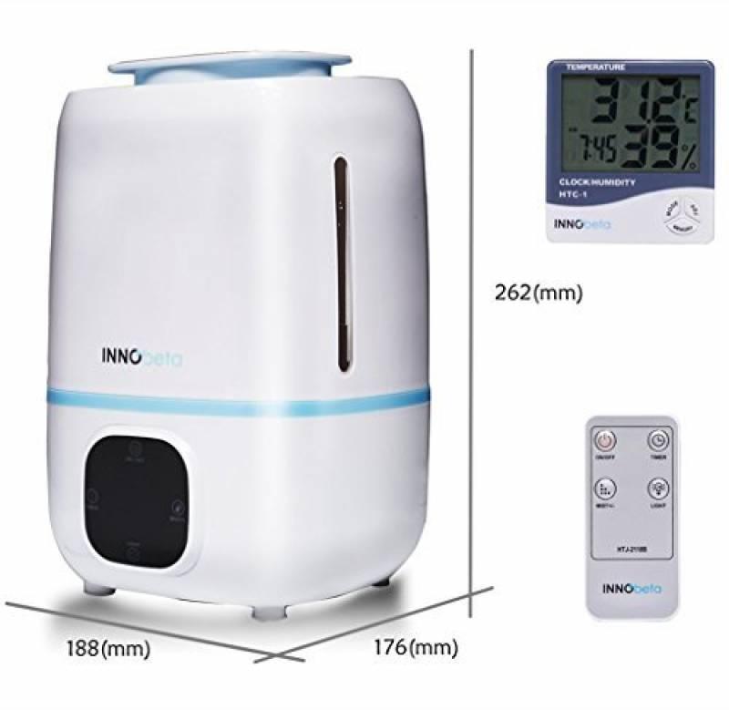 Humidificateur Hygrostat  Votre Comparatif Pour   Chauffage Et