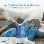 Humidificateur vapeur froide -> acheter les meilleurs produits TOP 0 image 6 produit