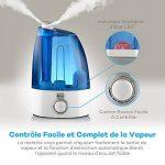 Humidificateur vapeur - trouver les meilleurs modèles TOP 3 image 3 produit
