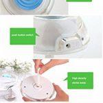 Itian Mini USB humidificateur avec Cristal LED Lumière Bleue, Humidificateur d'air ultrasonique Aroma Diffuseur pour Chambre, Bureau, Voiture de la marque Itian image 4 produit