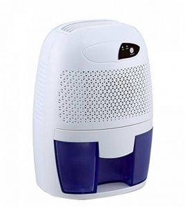 JOYOOO ultra-silencieux maison portable 500 ml mini déshumidificateur, pour salle de bain, chambre à coucher, buanderie, garage, bureau et cuisine, etc. de la marque JOYOOO image 0 produit