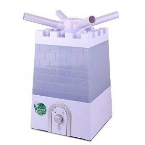 jshq Humidificateur étanche voiture Chantiers Arrêt Grand humidificateur Maison Bureau Grande Capacité Volume de fumée Bleu Lavande couleur de la marque Jshq humidifier image 0 produit