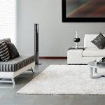 Klarstein Highwind - Ventilateur colonne de 45W avec oscillation activable sur 90° (timer, écran LED, télécommande) - noir de la marque Klarstein image 2 produit