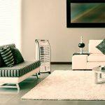 Klarstein Maxfresh - Rafraichisseur d'air/ventilateur sur roulettes avec différents modes de fonctionnement et fonction humidificateur (3 niveaux de puissance, 65W, télécommande) - blanc de la marque Klarstein image 5 produit