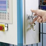 Knipex TwinKey 00 11 01 – pour armoires électriques, fenêtres et systèmes de sectionnement de la marque Knipex image 2 produit