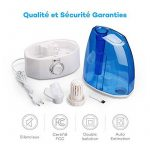 Le comparatif de : Humidificateur grand volume TOP 0 image 4 produit