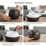 Le comparatif de : Humidificateur grand volume TOP 2 image 6 produit