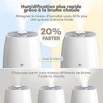 Le meilleur comparatif de : Humidificateur chaud ou froid TOP 1 image 1 produit