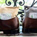 Le Sac MOSO - Purificateur d'air, Désodorisant, Absorbeur d'humidité, Naturel et sans odeur au Charbon de Bambou - 200 Gr - Paille de la marque Le sac MOSO image 3 produit
