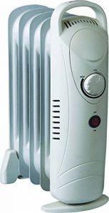 Mini radiateur bain d'huile 500w de la marque WARM TECH image 0 produit