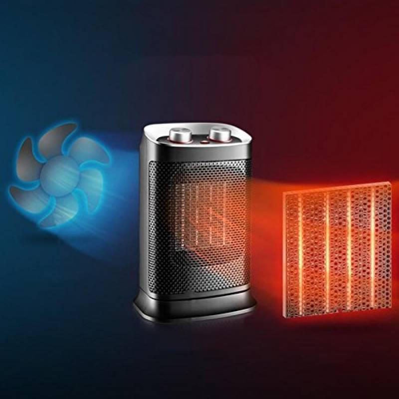Supawarm Compact Mini bain d/'huile radiateur électrique 800 W-thermostatique contrôle