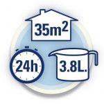 Notre comparatif pour : Humidificateur vapeur chaude TOP 8 image 4 produit