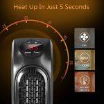 Notre meilleur comparatif de : Mini chauffage d appoint TOP 4 image 1 produit