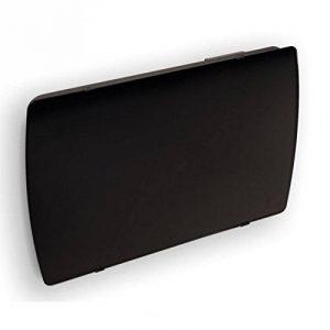 Panneau rayonnant inertie verre Chaufelec DOLCE 1000W - Noir de la marque Chaufelec image 0 produit