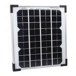 Panneau solaire 10W wp 12V - CE TUV - photovoltaïque monocristallin de la marque Offgridtec GmbH. image 2 produit