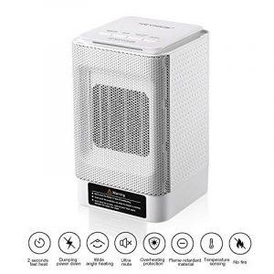 Petit chauffage électrique ; comment acheter les meilleurs modèles TOP 3 image 0 produit