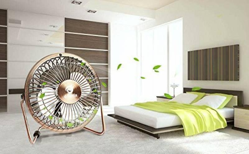 Petit ventilateur de bureau brandson ventilateur silencieux