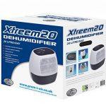 Prem-i-Air - Déshumidificateur 20 Litres 'Xtreem 20' avec Réservoir de 3 Litres de la marque Prem-i-air image 1 produit