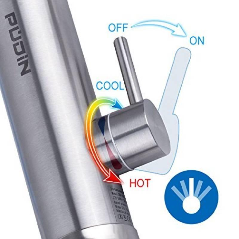 Robinet eau chaude top robinet dueau chaude et dueau - Robinet thermostatique douche bloque ...