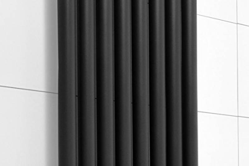 beautiful radiateur eau chaude vertical design harstad w x graphite chauffage central with. Black Bedroom Furniture Sets. Home Design Ideas