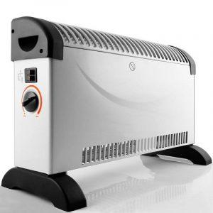 Radiateur électrique - convecteur - chauffage d'appoint électrique - 2000w de la marque Deuba image 0 produit
