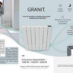Radiateur électrique fonte aluminium : comment trouver les meilleurs modèles TOP 2 image 3 produit