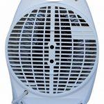 Radiateur soufflant électrique Rowi, Chauffage d'appoint, 2 niveaux de chauffage 1800W / 2000W de la marque ROWI image 4 produit