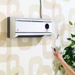 Radiateur soufflant mural 2000 W - Céramique de la marque Sichler image 2 produit