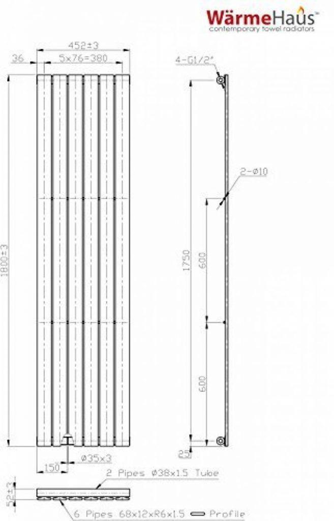 radiateur vertical plat chauffage central faites des affaires pour 2018 chauffage et. Black Bedroom Furniture Sets. Home Design Ideas