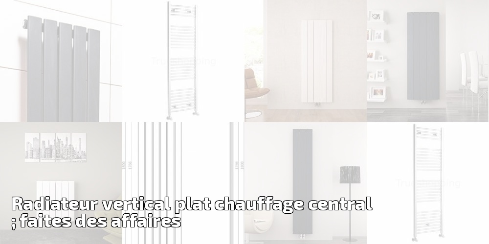 radiateur vertical chauffage central great hls radiateur vertical with radiateur vertical. Black Bedroom Furniture Sets. Home Design Ideas