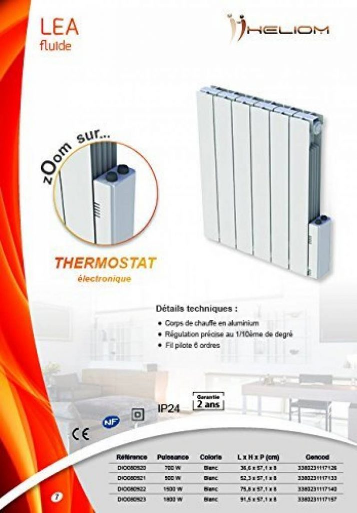 radiateur caloporteur radiateur lectrique inertie fluide caloporteur acova vuelta plinthe sans. Black Bedroom Furniture Sets. Home Design Ideas