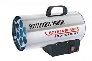 Rothenberger 1500000051 Canon à chaleur au gaz RoTurbo 19000 de la marque Rothenberger image 0 produit