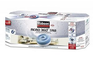 Rubson - 1619506 - Aero 360° - Recharge pour Absorbeur d'Humidité - 6 recharges de la marque Rubson image 0 produit