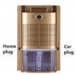 Sécheur d'air Ménage 2L Déshumidificateurs Absorbeur d'humidité Salle de séchage Salle de bain Living Purifier de la marque L&R Déshumidificateur image 4 produit