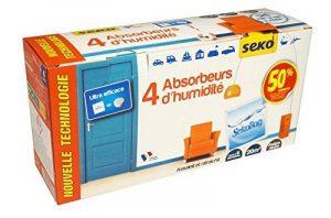 Seko R4 Sekobag N 4 Absorbeurs Sec Absence de rejet d'eau Innovation Française 2013 de la marque Seko image 0 produit