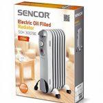 Sencor 41000451 Radiateur électrique à bain d'huile de la marque SENCOR image 1 produit
