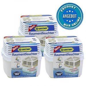 Set de 3 humydry absorbeur ® haute 450 g de la marque HUMYDRY image 0 produit