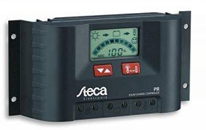 Steca Charge Régulateur de charge solaire avec écran LCD et sortie pour 12V consommateurs jusqu'à 20A, 1pièce, PR2020 de la marque Unbekannt image 0 produit