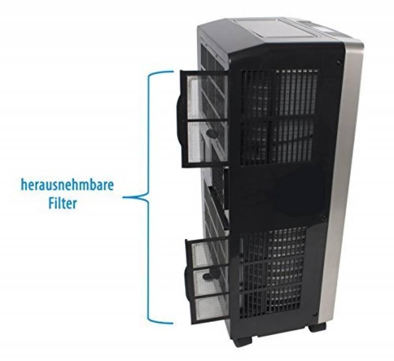 climatiseur mobile accessoire fen tre lecomparatif pour 2018 chauffage et climatisation. Black Bedroom Furniture Sets. Home Design Ideas