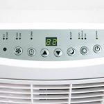Suntec Wellness 12617 Klimatronic Impuls 2.6+ Climatiseur mobile/refroidissement/déshumidification max volume 80 m³ 9000 BTU/h de la marque Suntec Wellness image 3 produit