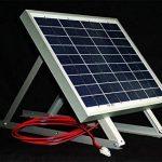 Support panneau solaire Cadre de montage réglable avec boulons et fixations de la marque AJS image 1 produit