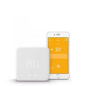 tado° Thermostat Intelligent - Kit de démarrage (v3) - contrôle de chauffage intelligent par géolocalisation via Smartphone de la marque Tado image 0 produit