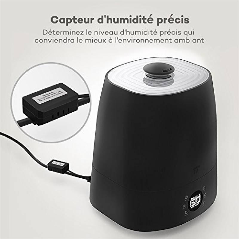 humidificateur chaud pour 2018 notre comparatif chauffage et climatisation. Black Bedroom Furniture Sets. Home Design Ideas