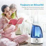 Taotronics humidificateur trouver les meilleurs modèles TOP 2 image 5 produit