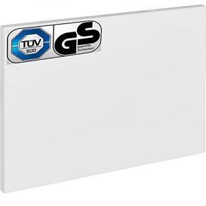 TecTake Panneau rayonnant chauffage à infrarouge infrarouge 300W avec support pour fixation au mur ou plafond de la marque TecTake image 0 produit