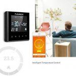 Thermostat sans Fil FLOUREON Contrôleur de Température d'Ambiance avec Télécommande par Téléphone Support Chauffage et Refroidissement de la marque Floureon image 4 produit