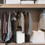 THZY® 800ML Petit déshumidificateur thermo-électrique à semiconducteur, déshumidificateur silencieux compacte et portable pour placard, chambre à coucher, salle de bain, sous-sol et bureau à domicile (blanc) de la marque THZY image 5 produit