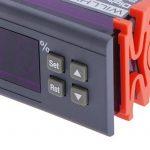 tinxi® Hygrostat numérique hygromètre contrôleur d'humidité régulateur d'humidité de la marque Tinxi image 2 produit